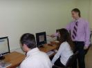 На занятиях по программированию, преподаватель А.А.Латушко