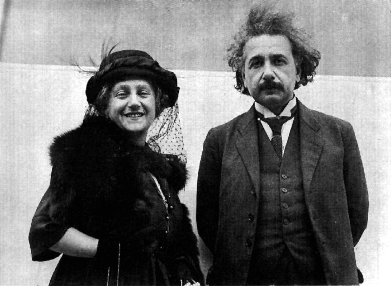 Did albert einstein have children