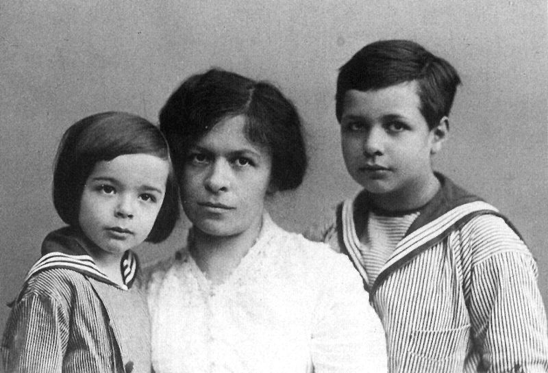Eduard, Putra Albert Einstein Yang Menderita Skizofrenia